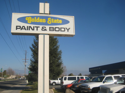 golden state paint and body in porterville